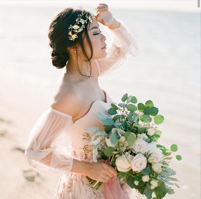 Prewed Dodo & Monica by Priceless Wedding Planner & Organizer - 009