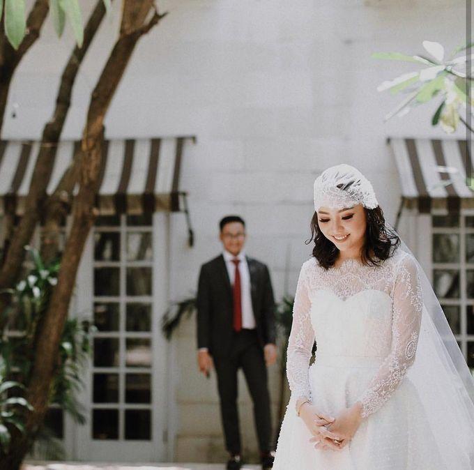 Wedding Reynaldo & Monica Tan by Priceless Wedding Planner & Organizer - 010