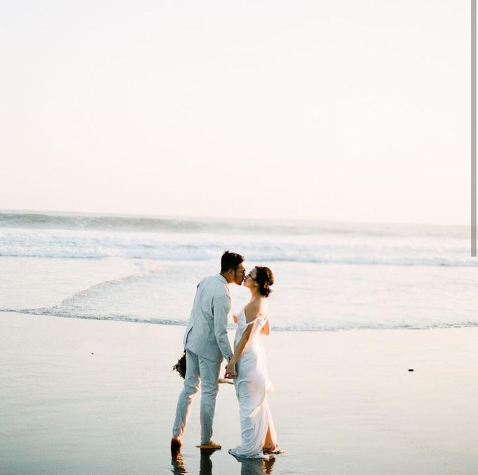 Prewed Dodo & Monica by Priceless Wedding Planner & Organizer - 006