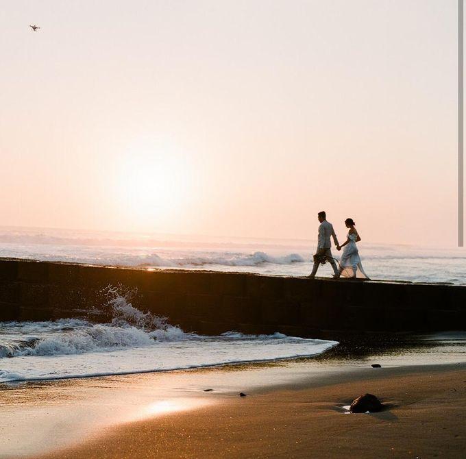 Prewed Dodo & Monica by Priceless Wedding Planner & Organizer - 010
