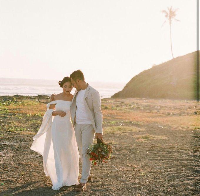 Prewed Dodo & Monica by Priceless Wedding Planner & Organizer - 014