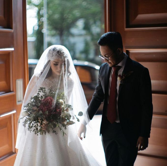 Wedding Reynaldo & Monica Tan by Priceless Wedding Planner & Organizer - 006