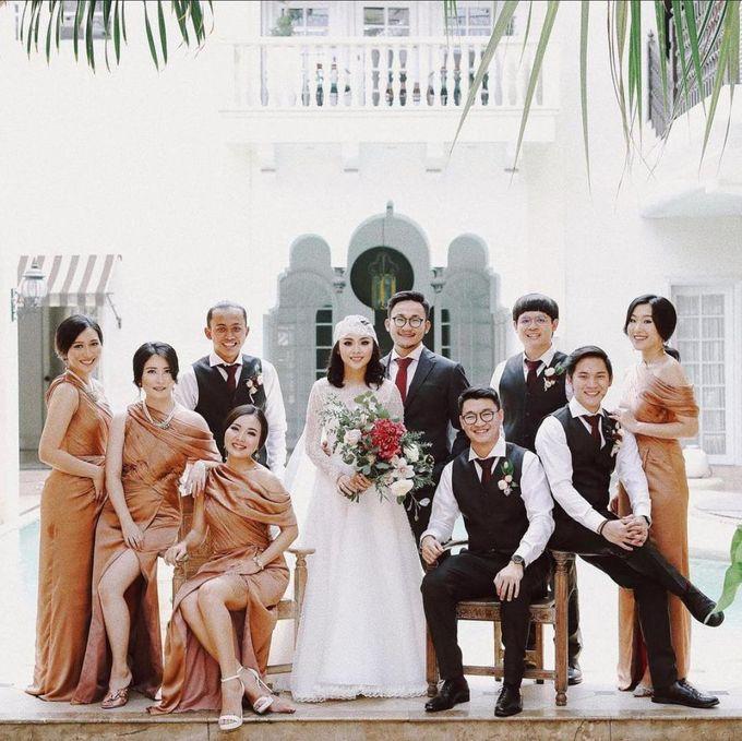 Wedding Reynaldo & Monica Tan by Priceless Wedding Planner & Organizer - 015