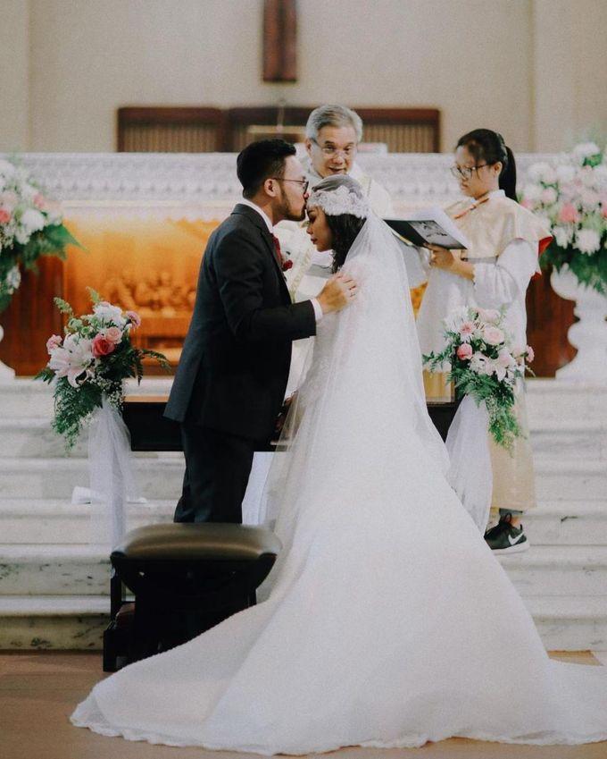 Wedding Reynaldo & Monica Tan by Priceless Wedding Planner & Organizer - 016