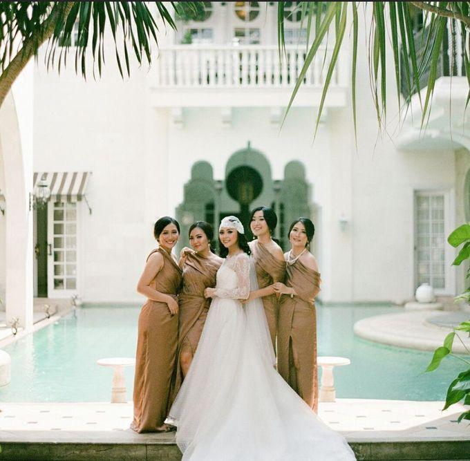 Wedding Reynaldo & Monica Tan by Priceless Wedding Planner & Organizer - 011