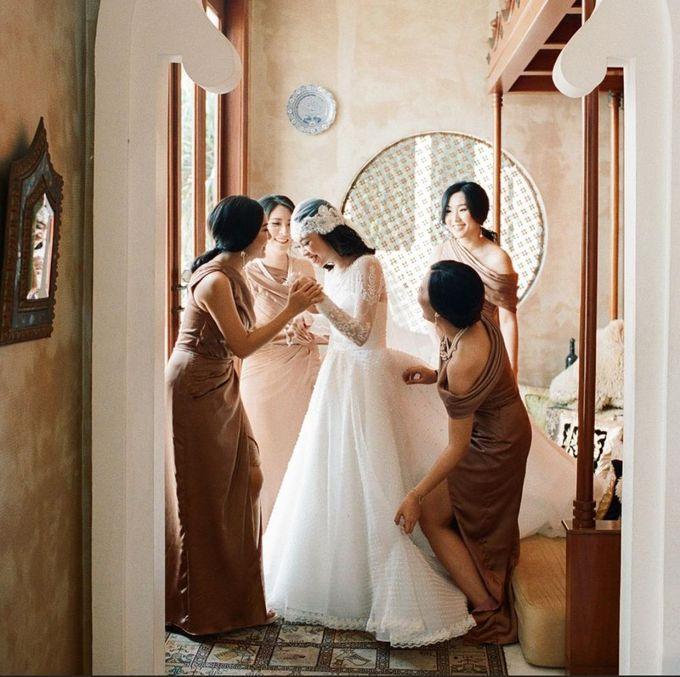 Wedding Reynaldo & Monica Tan by Priceless Wedding Planner & Organizer - 018