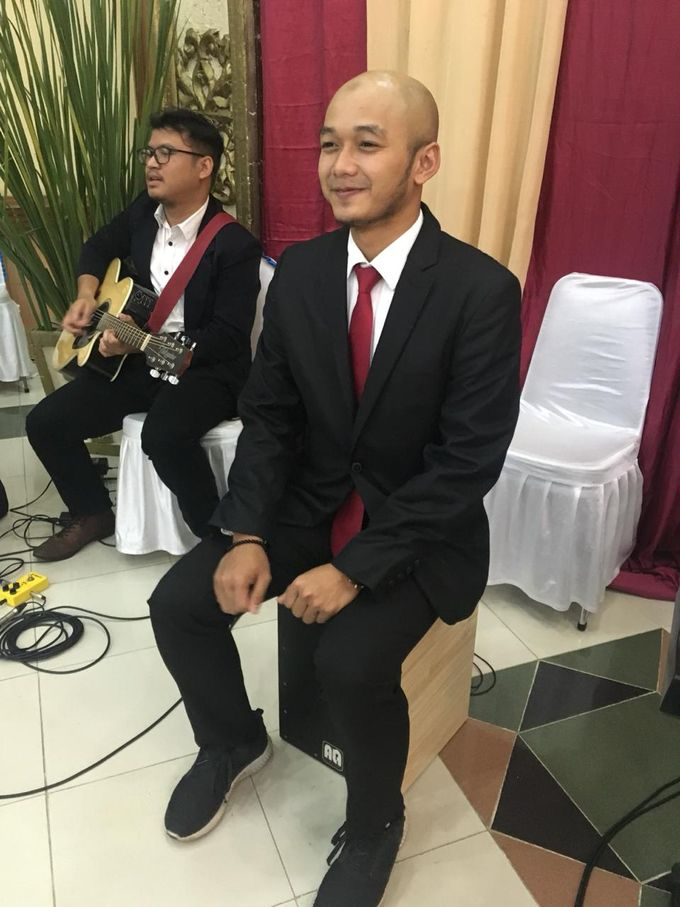Prilly & Wishal Wedding Ceremony by 1548 band - 001