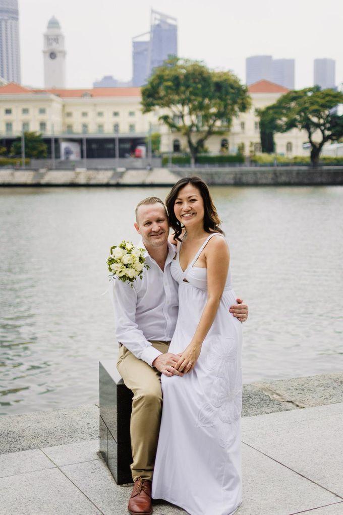 Congrats Kelvin And Maria Wedding Day by Amber Liu Make up and Hair  - 020