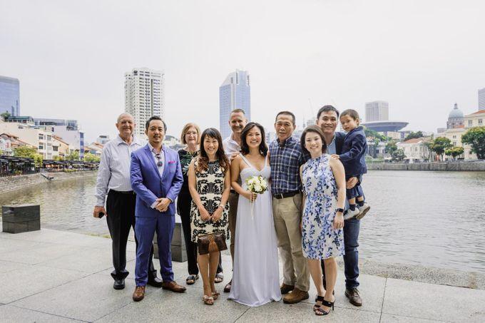 Congrats Kelvin And Maria Wedding Day by Amber Liu Make up and Hair  - 022