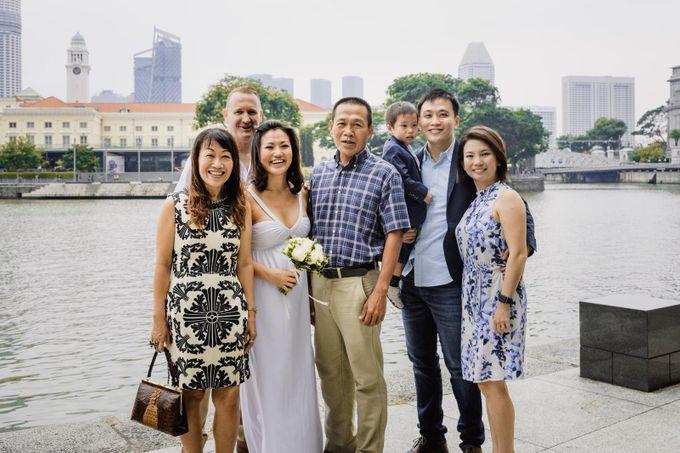 Congrats Kelvin And Maria Wedding Day by Amber Liu Make up and Hair  - 023