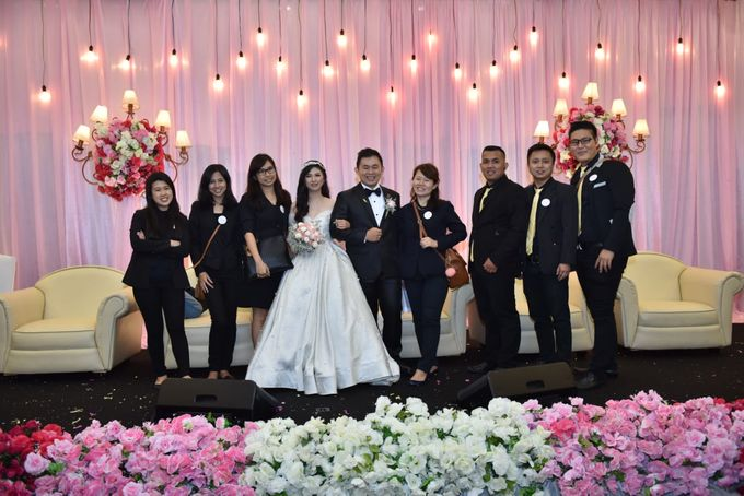 Wedding Day Sastra & Rovita by SHINE PLANNER & ORGANIZER - 030