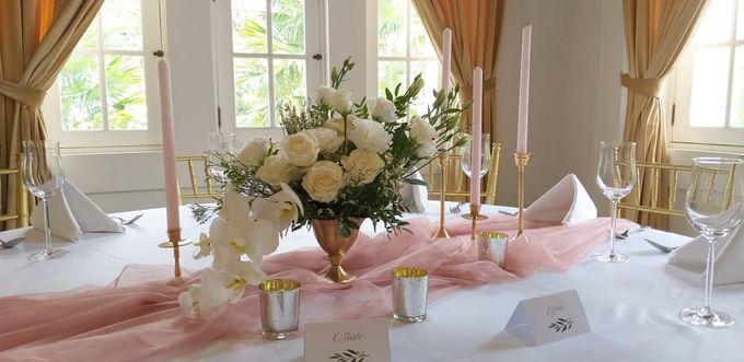 Ardi & Jen Wedding at The Hermitage Menteng by Catalina Flora - 001