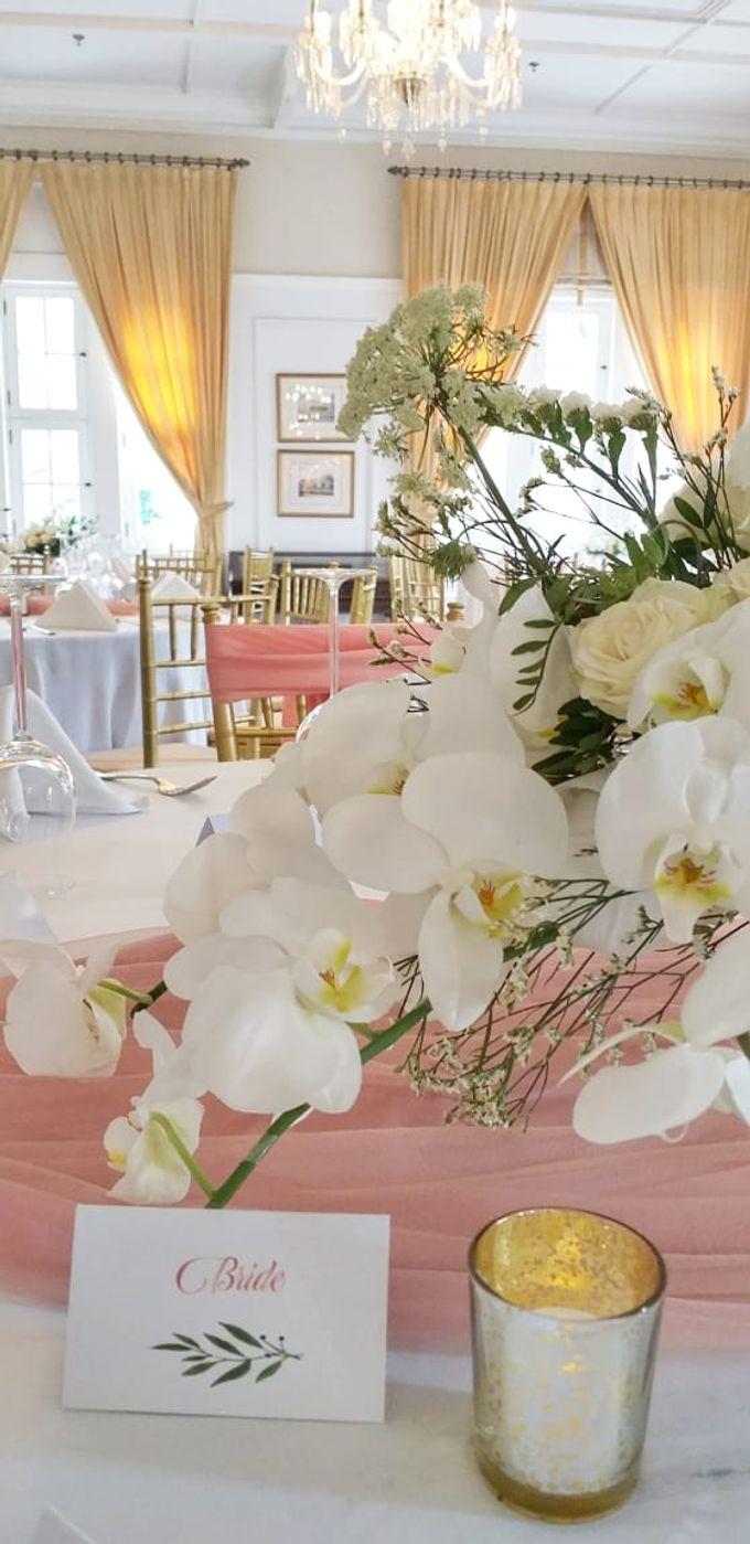 Ardi & Jen Wedding at The Hermitage Menteng by Catalina Flora - 008