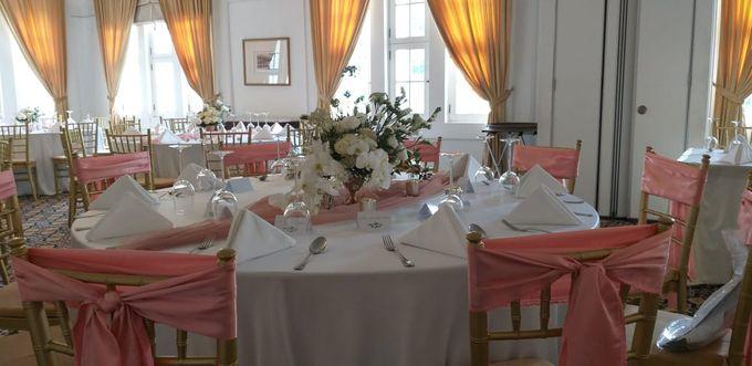 Ardi & Jen Wedding at The Hermitage Menteng by Catalina Flora - 024