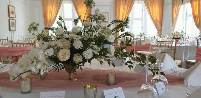Ardi & Jen Wedding at The Hermitage Menteng by Catalina Flora - 007