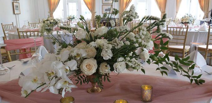 Ardi & Jen Wedding at The Hermitage Menteng by Catalina Flora - 012
