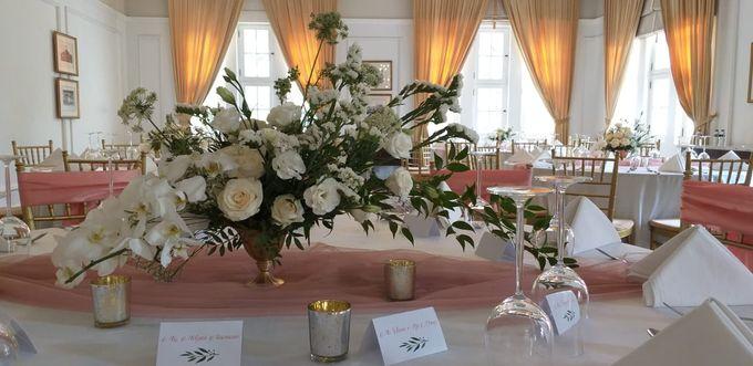 Ardi & Jen Wedding at The Hermitage Menteng by Catalina Flora - 025