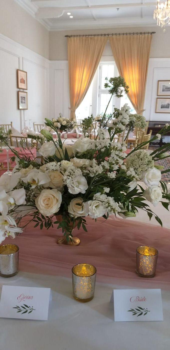 Ardi & Jen Wedding at The Hermitage Menteng by Catalina Flora - 004