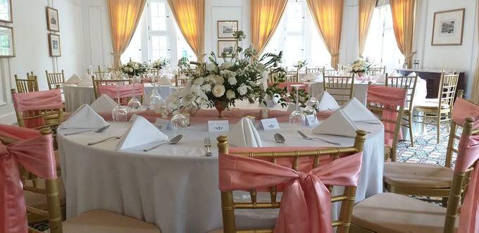 Ardi & Jen Wedding at The Hermitage Menteng by Catalina Flora - 002