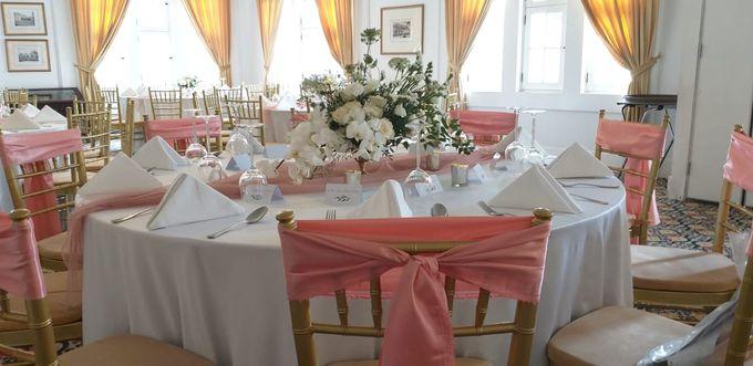 Ardi & Jen Wedding at The Hermitage Menteng by Catalina Flora - 011