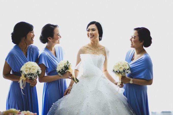 Andy & Yongyong wedding by Cynthia Kusuma - 001