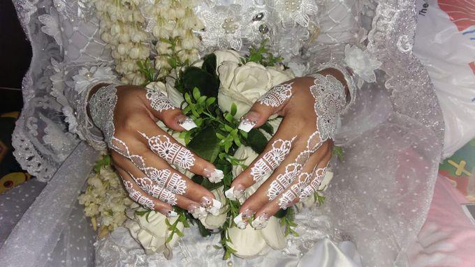 Henna Akad Nikah by Ikkie henna art - 005