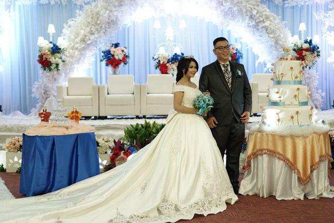 Rendy & Cherly Wedding by DESPRO Organizer - 013