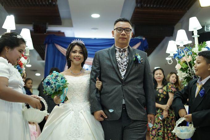 Rendy & Cherly Wedding by DESPRO Organizer - 011