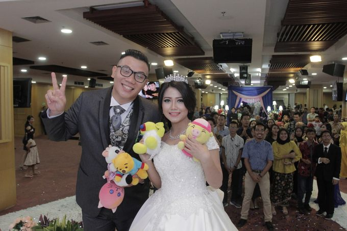 Rendy & Cherly Wedding by DESPRO Organizer - 006