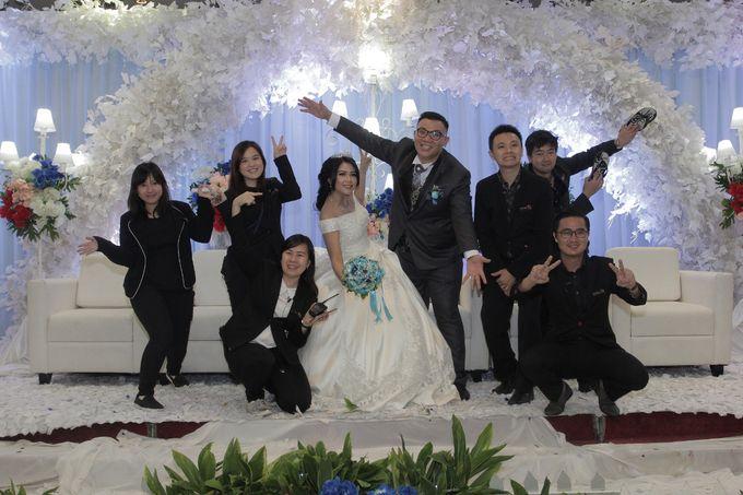 Rendy & Cherly Wedding by DESPRO Organizer - 009