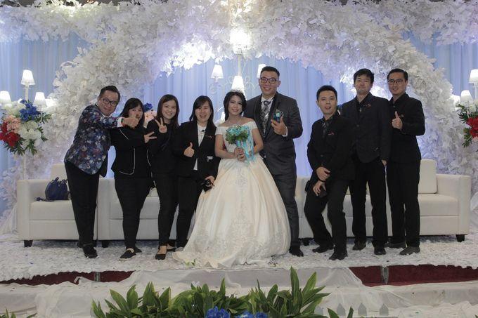 Rendy & Cherly Wedding by DESPRO Organizer - 012