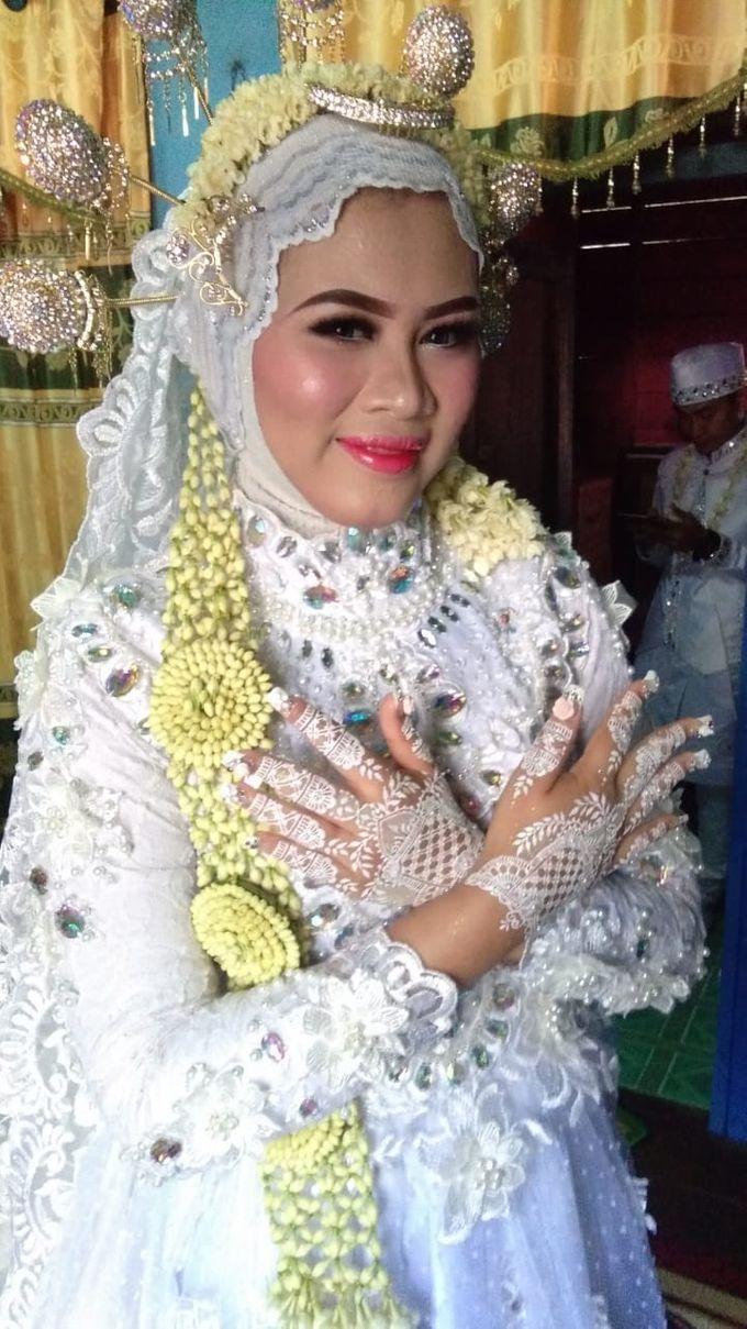 Henna Akad Dan Wedding by Ikkie henna art - 003