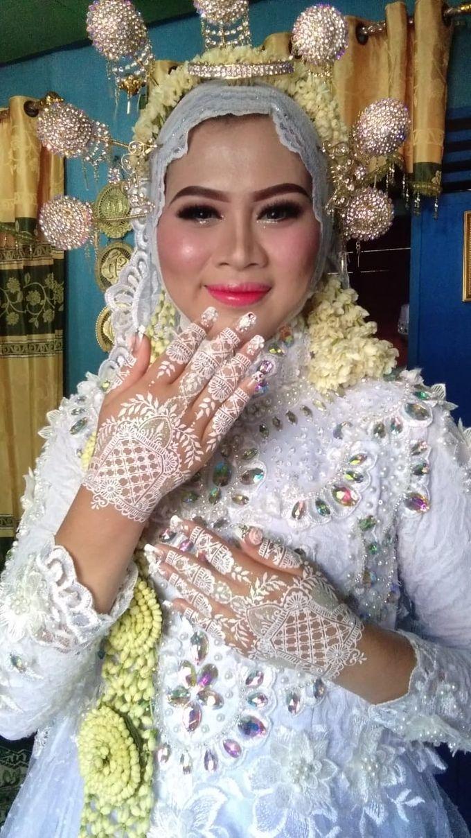 Henna Akad Dan Wedding by Ikkie henna art - 002