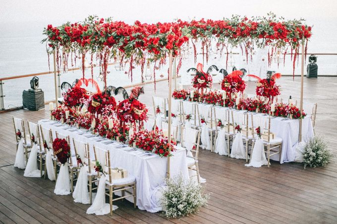 Wedding Decoration at The Edge by The edge - 009