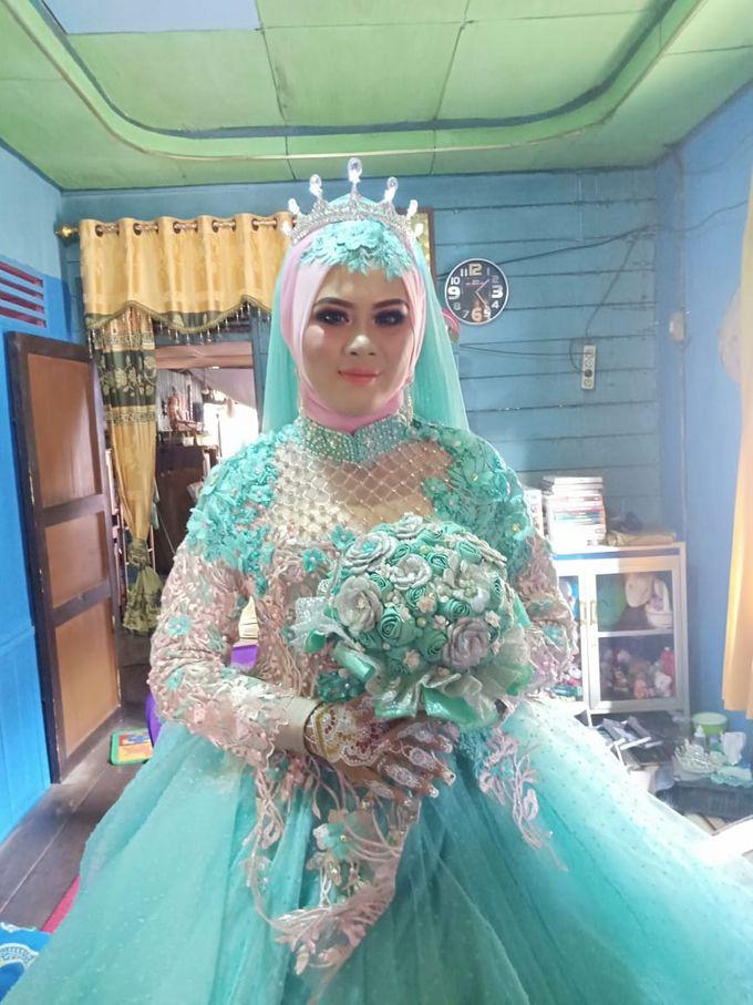 Henna Akad Dan Wedding by Ikkie henna art - 005