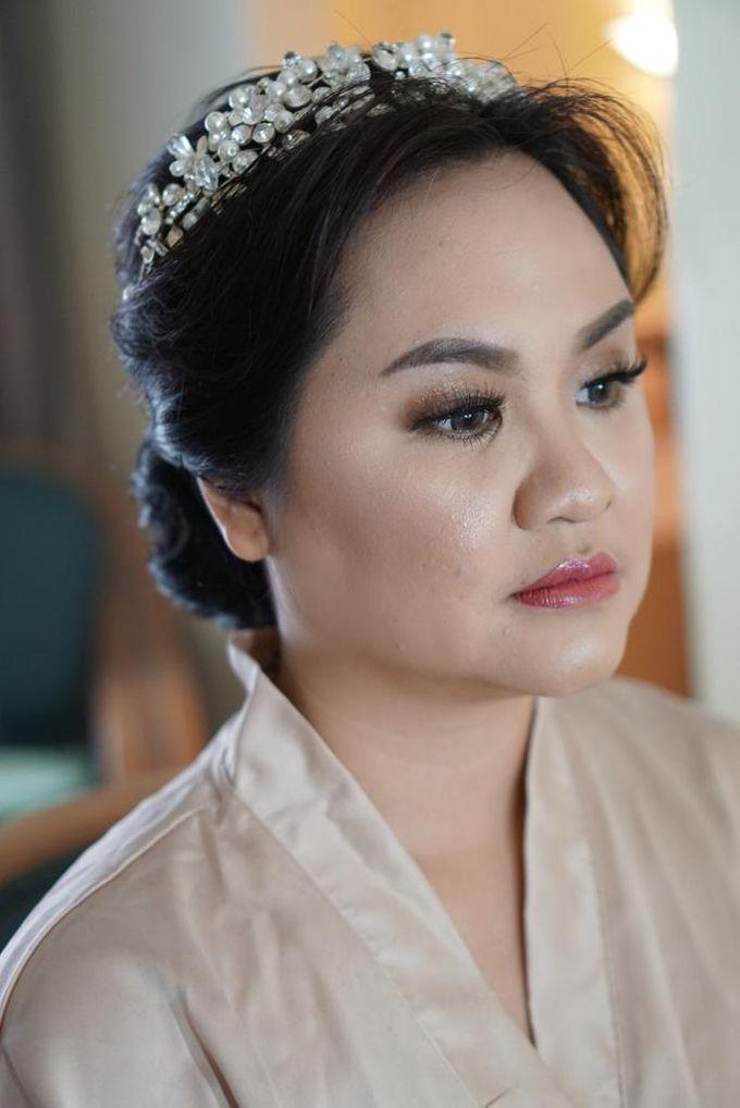 Bride Ms. Lala by Chesara Makeup - 005