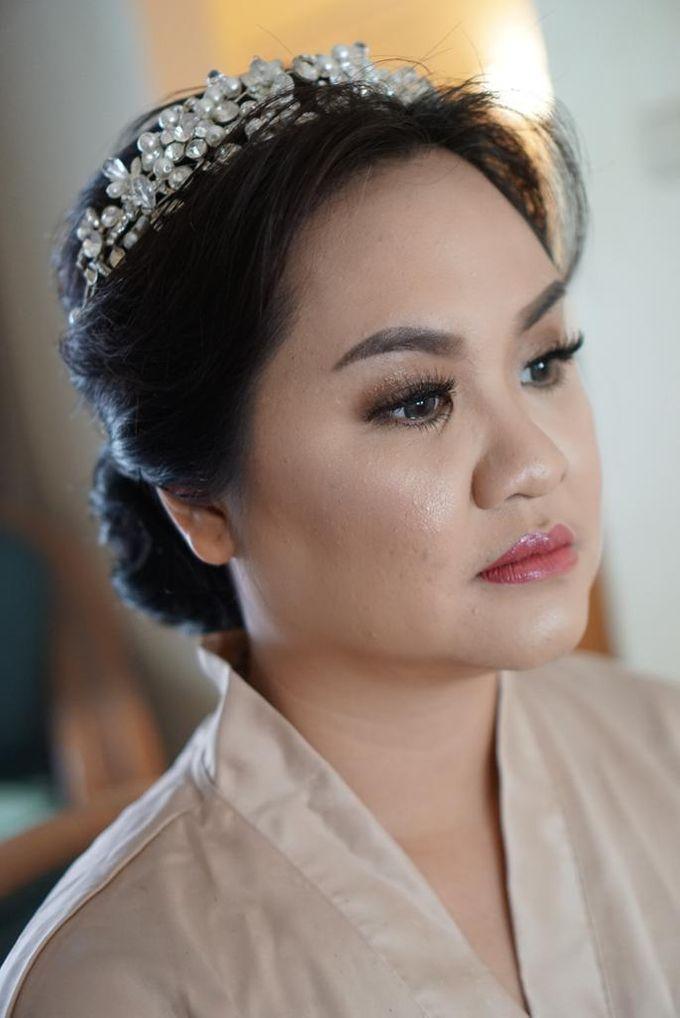 Bride Ms. Lala by Chesara Makeup - 003