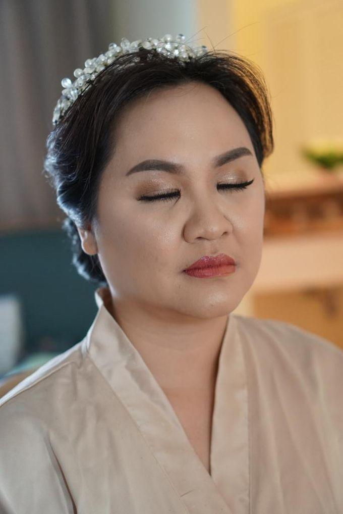 Bride Ms. Lala by Chesara Makeup - 006