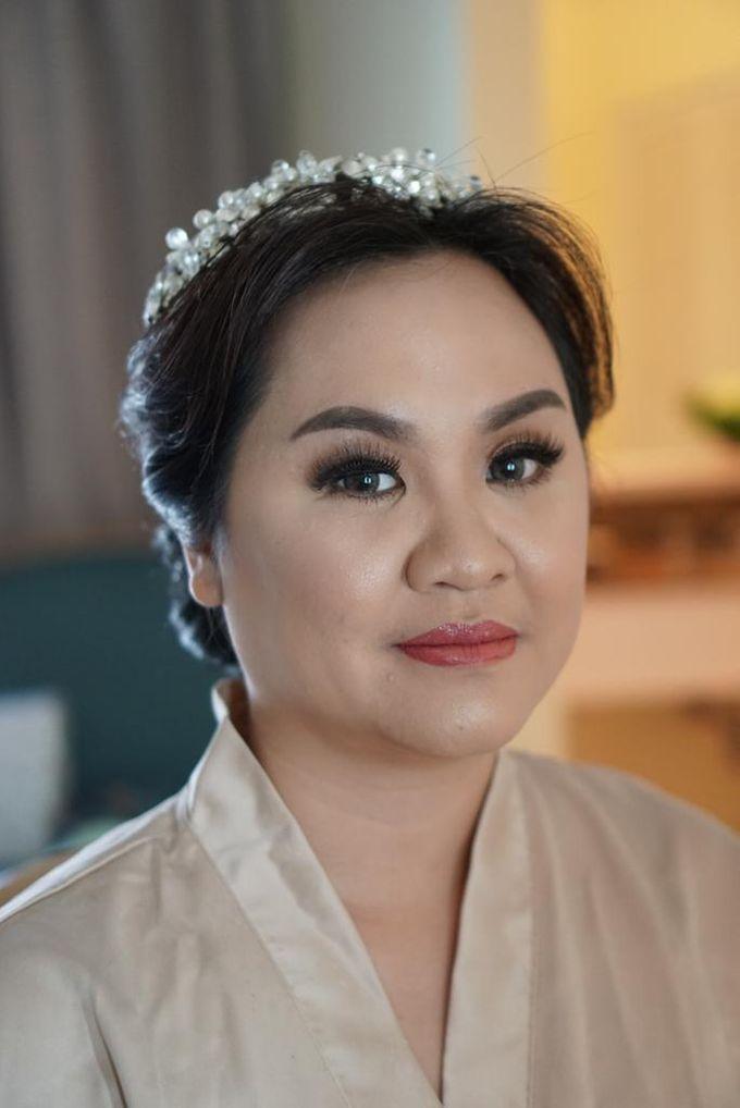 Bride Ms. Lala by Chesara Makeup - 001