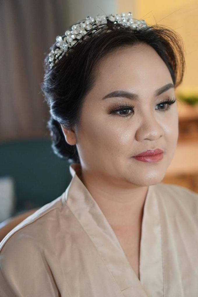 Bride Ms. Lala by Chesara Makeup - 004