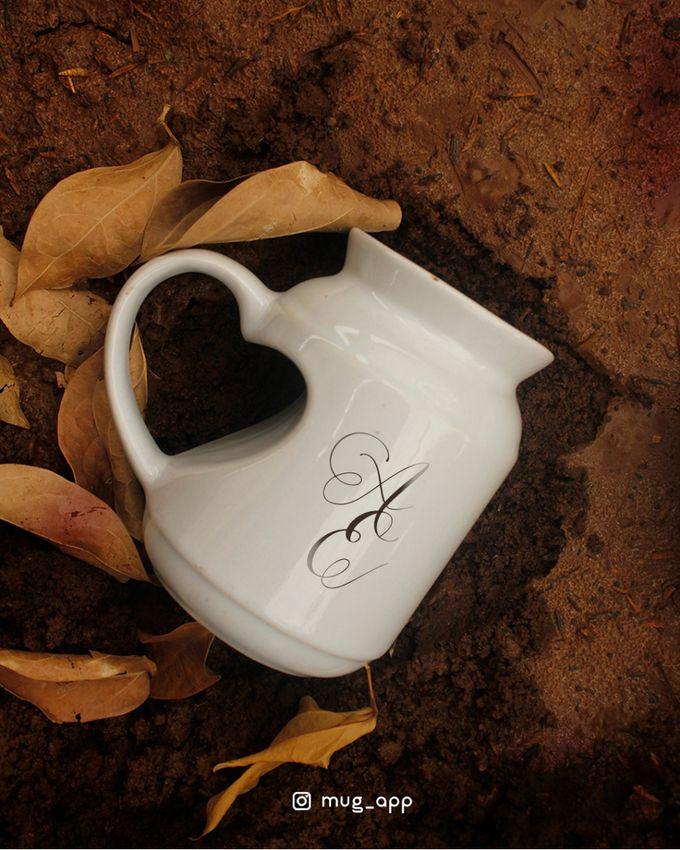 Mug Meme Love by Mug-App Wedding Souvenir - 001