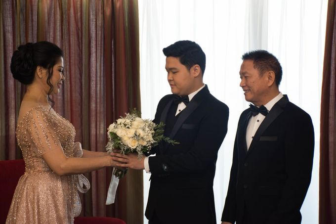 Wedding Day Galatia & Vetty by SHINE PLANNER & ORGANIZER - 009