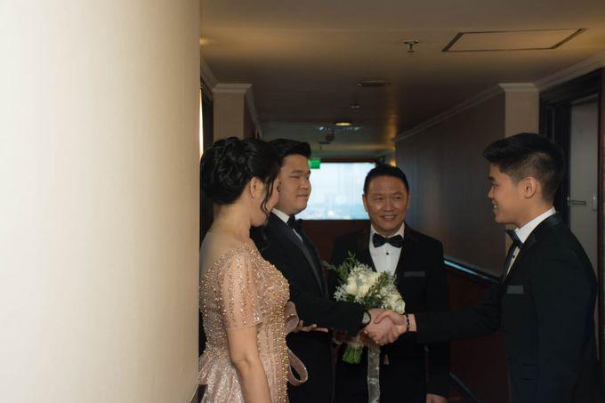 Wedding Day Galatia & Vetty by SHINE PLANNER & ORGANIZER - 011