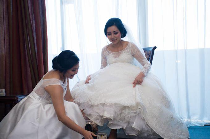 Wedding Day Galatia & Vetty by SHINE PLANNER & ORGANIZER - 014