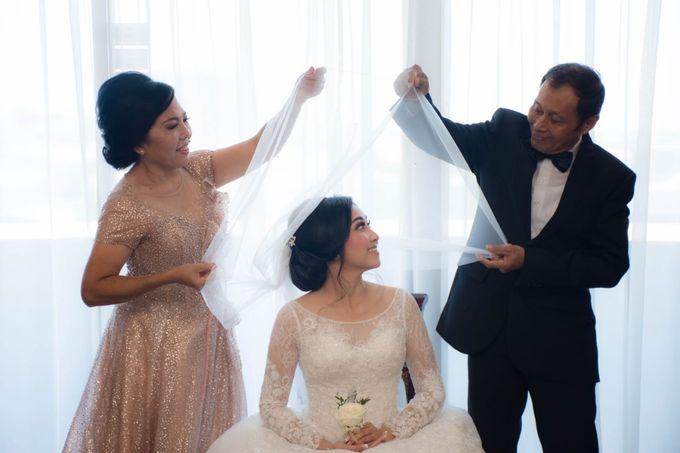Wedding Day Galatia & Vetty by SHINE PLANNER & ORGANIZER - 017