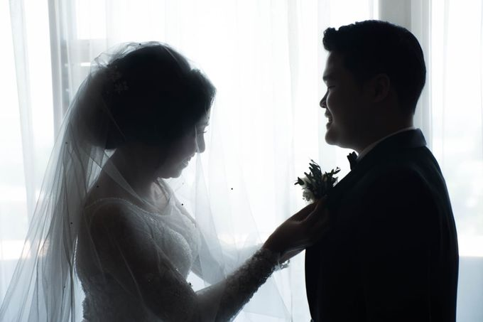 Wedding Day Galatia & Vetty by SHINE PLANNER & ORGANIZER - 020