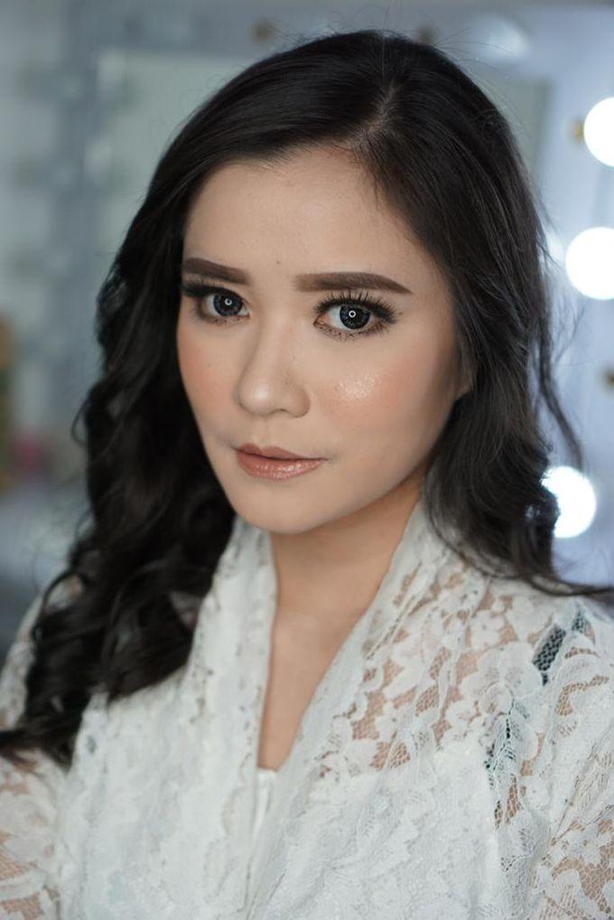 Ms. Yolanda by Chesara Makeup - 005