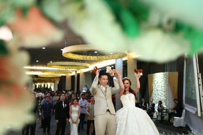 Adrian & Amelia Wedding by DESPRO Organizer - 007
