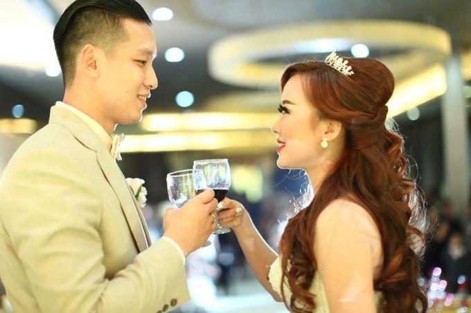 Adrian & Amelia Wedding by DESPRO Organizer - 017