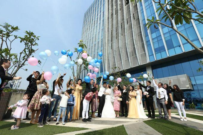 Adrian & Amelia Wedding by DESPRO Organizer - 015